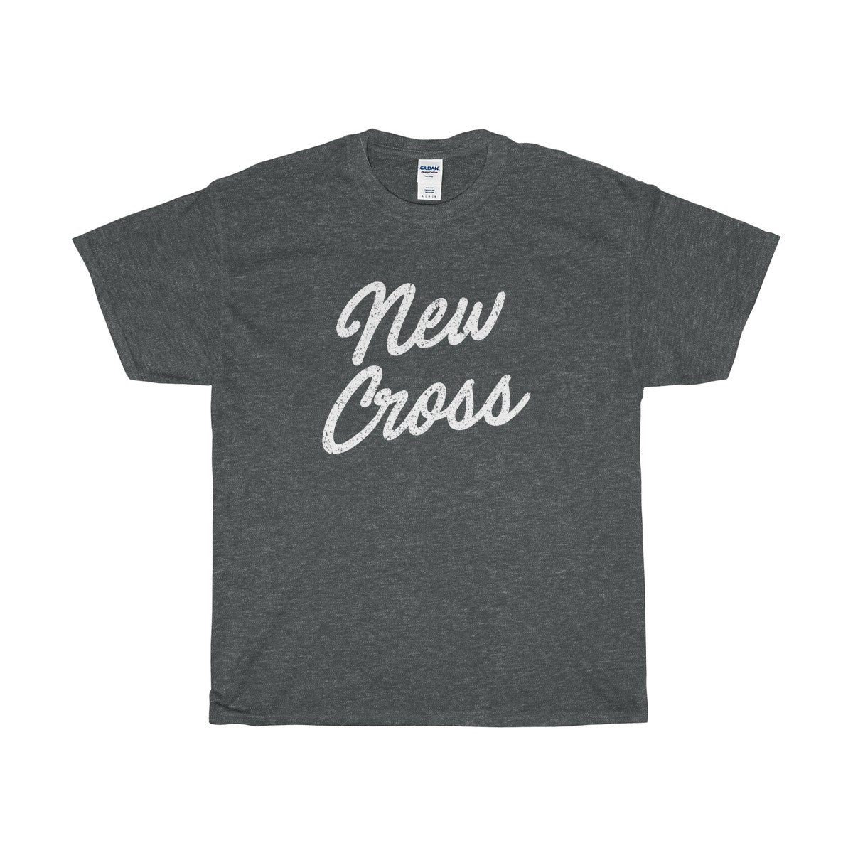 New Cross Scripted T-Shirt