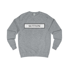 Sutton Road Sign Sweater