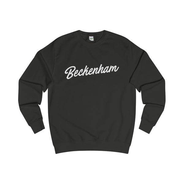 Beckenham Scripted Sweater