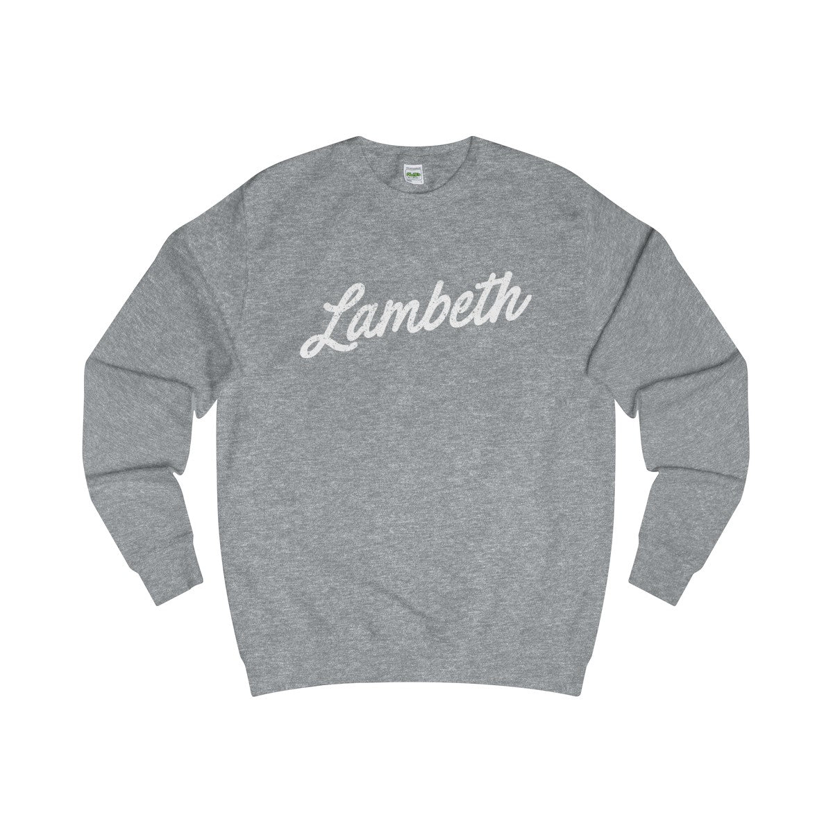 Lambeth Scripted Sweater
