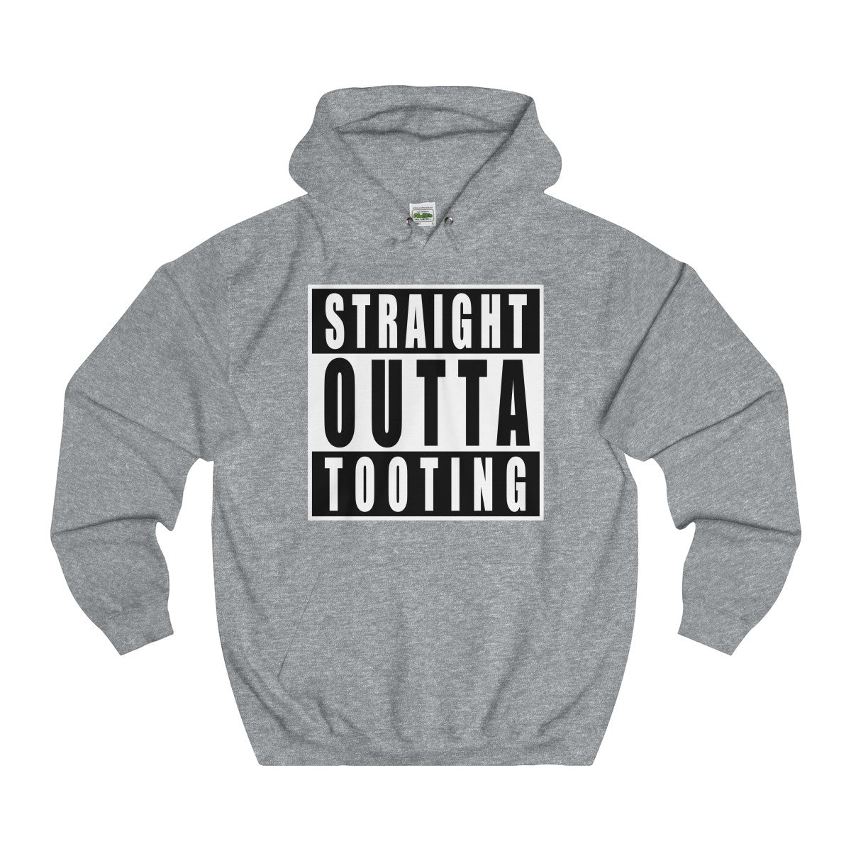 Straight Outta Tooting Hoodie
