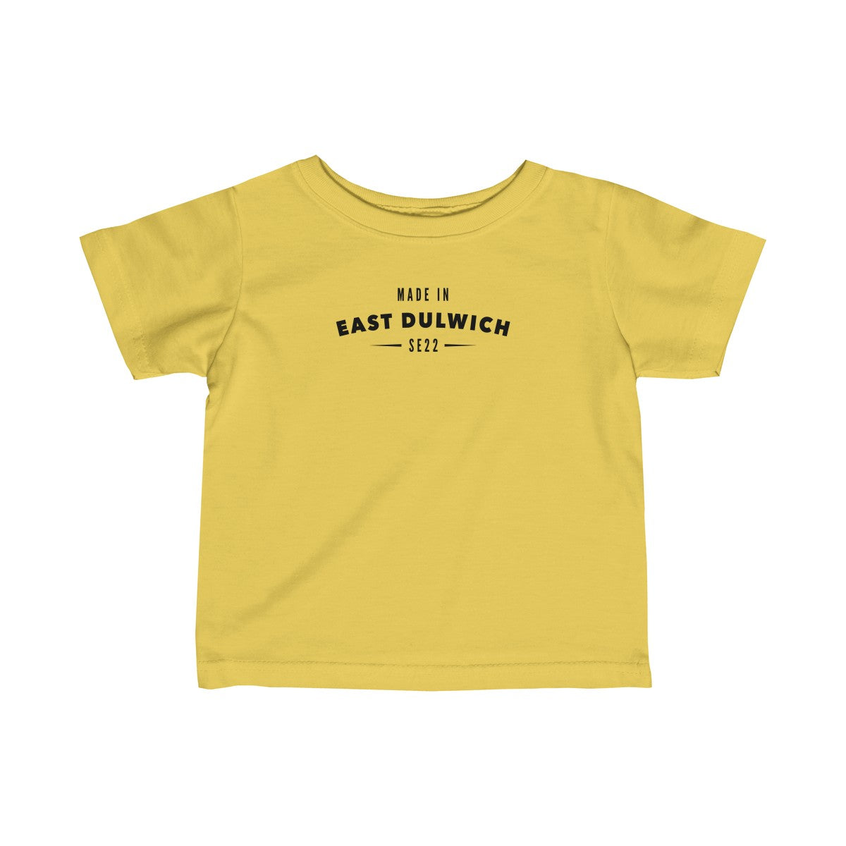 Made In East Dulwich Infant T-Shirt