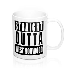 Straight Outta West Norwood Mug