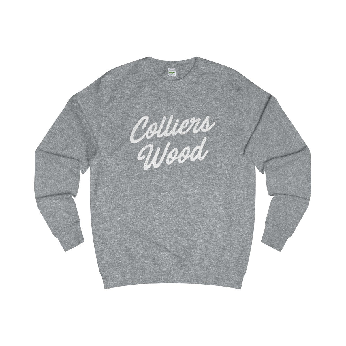 Colliers Wood Scripted Sweater