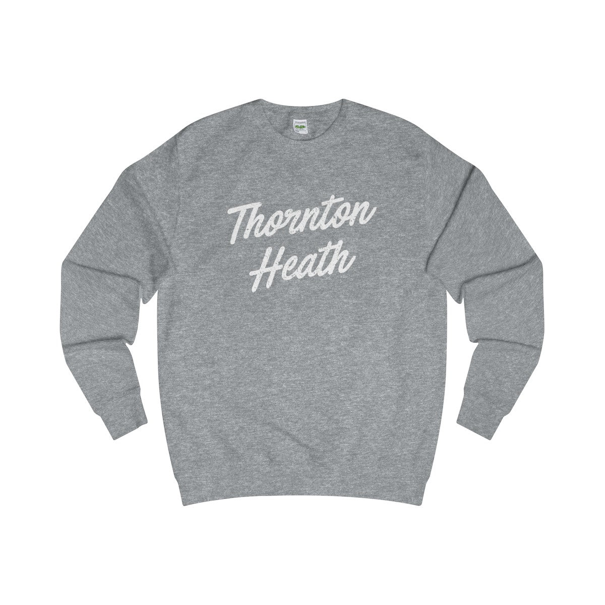 Thornton Heath Scripted Sweater