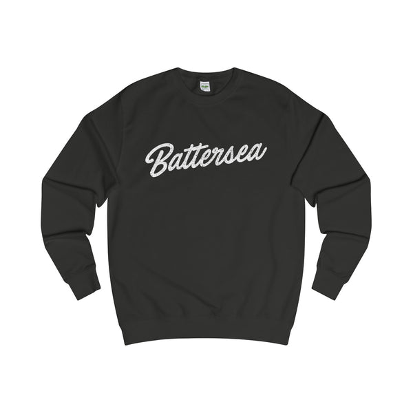 Battersea Scripted Sweater