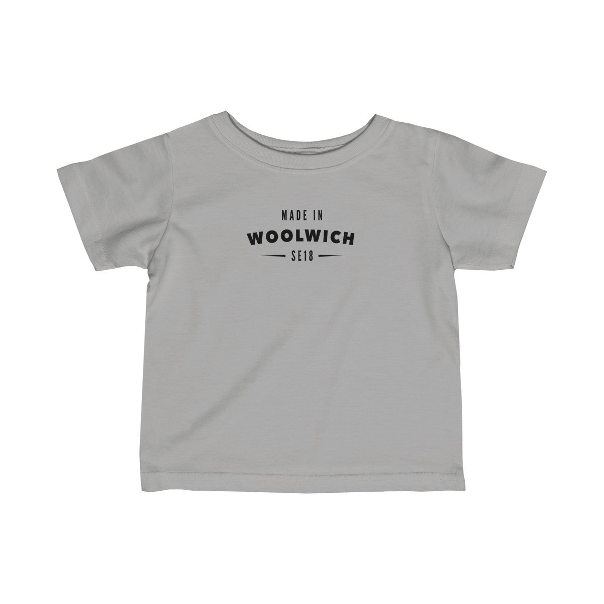 Made In Woolwich Infant T-Shirt