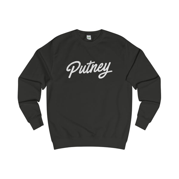 Putney Scripted Sweater