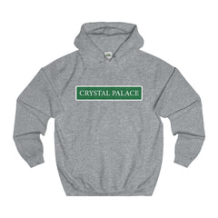 Crystal Palace Road Sign Hoodie
