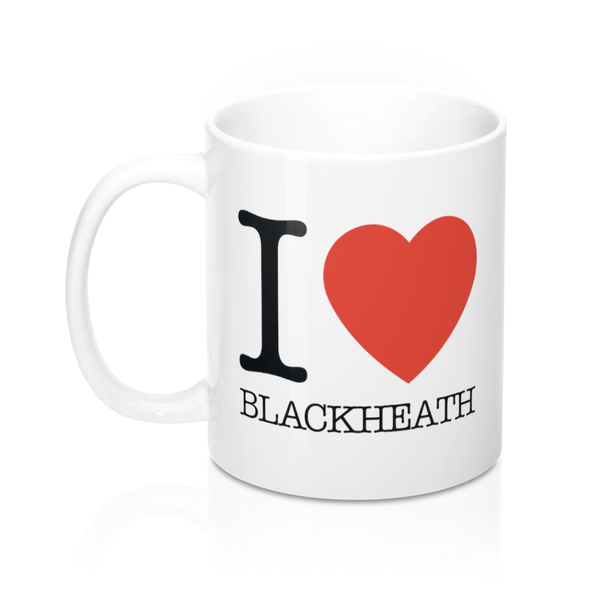 I Heart Blackheath Mug