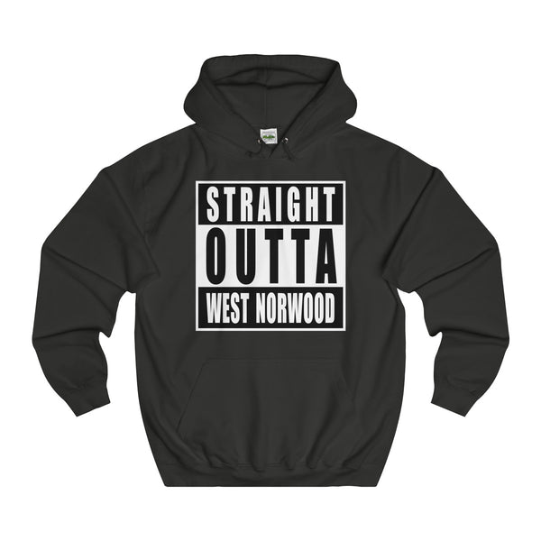 Straight Outta West Norwood Hoodie