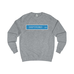 Deptford Road Sign Sweater