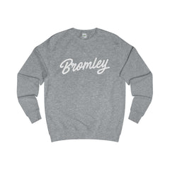 Bromley Scripted Sweater