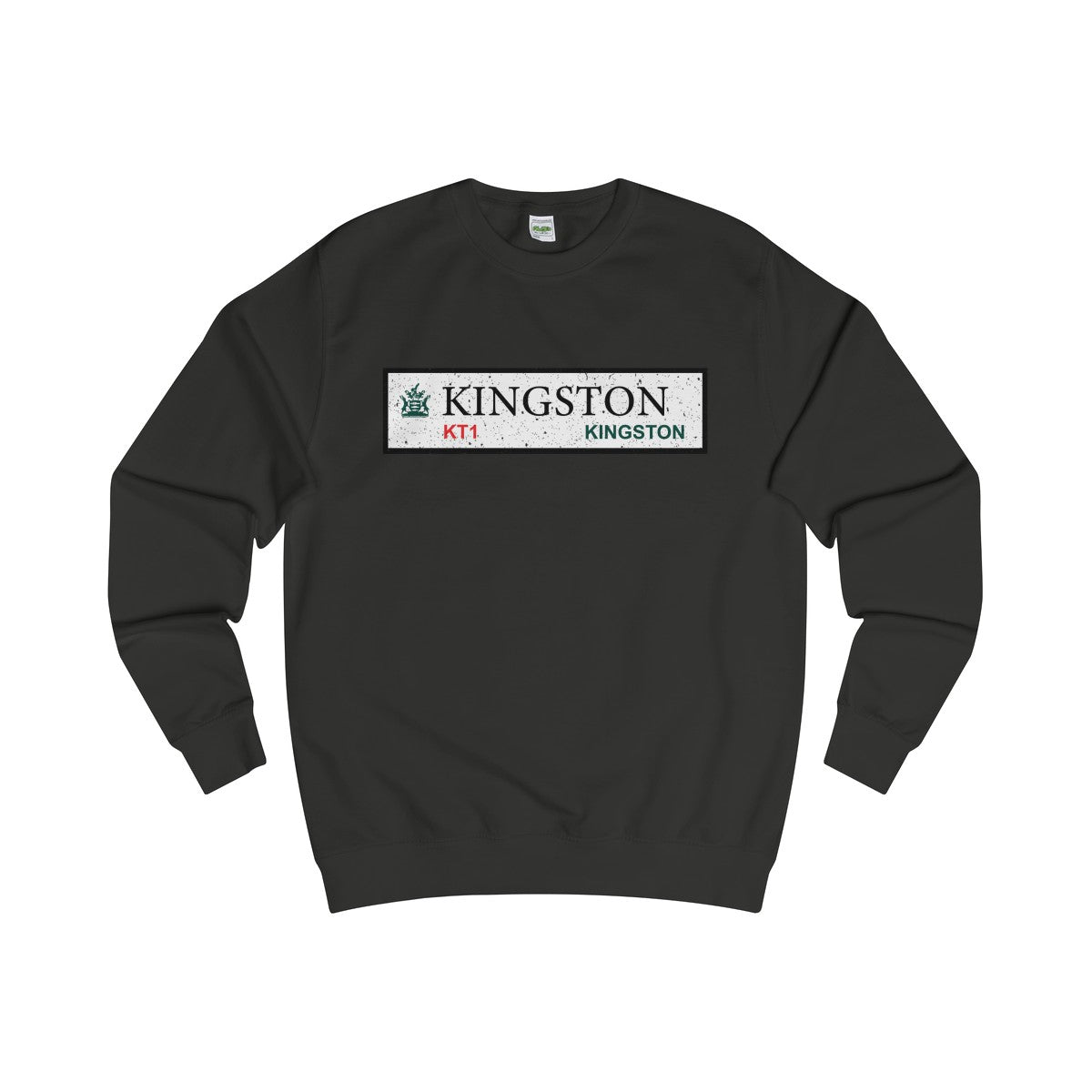 Kingston Road Sign KT1 Sweater