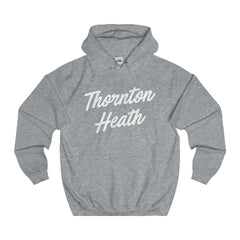 Thornton Heath Scripted Hoodie
