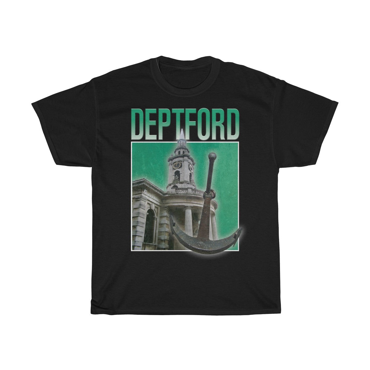 Deptford 90s Style Unisex T-Shirt