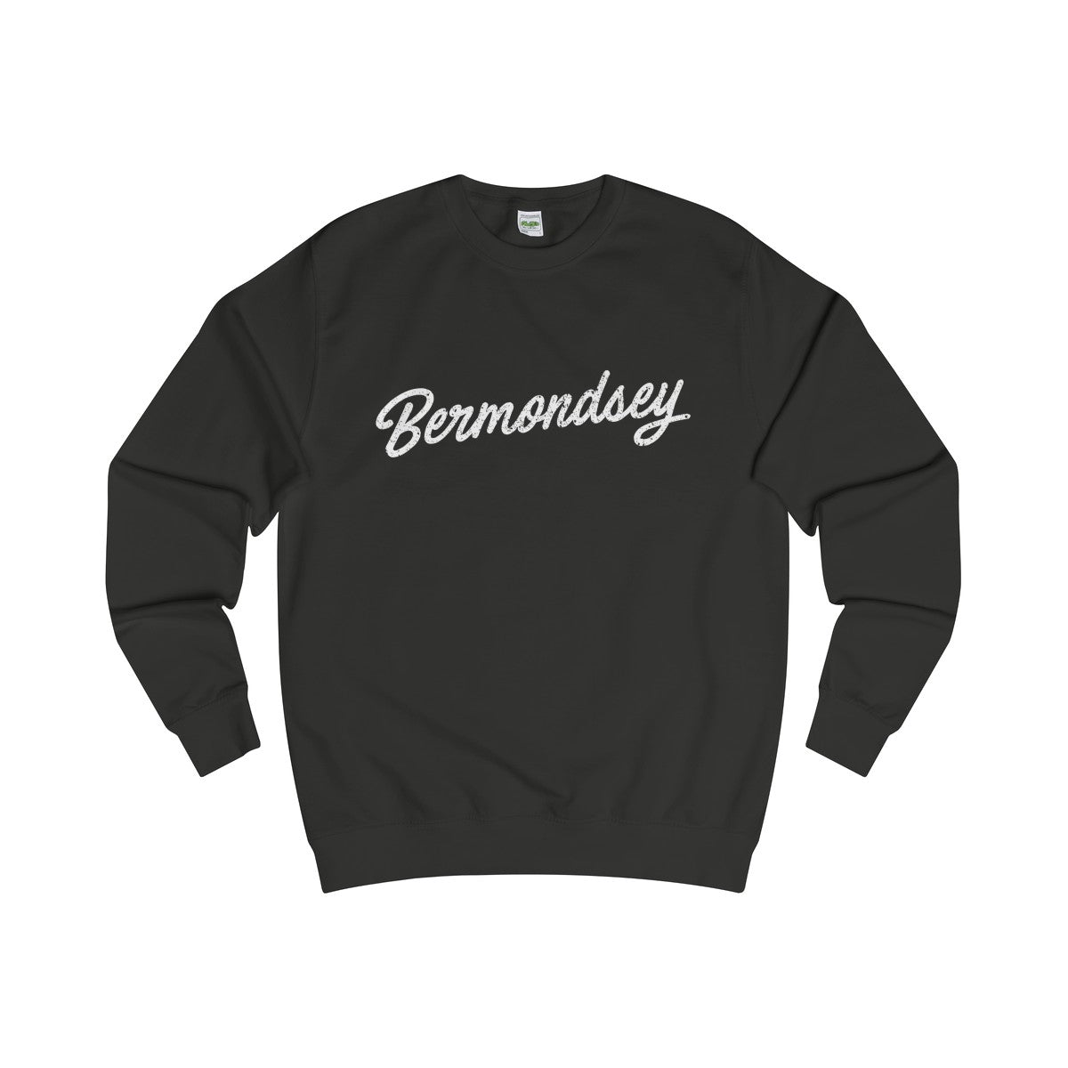 Bermondsey Scripted Sweater