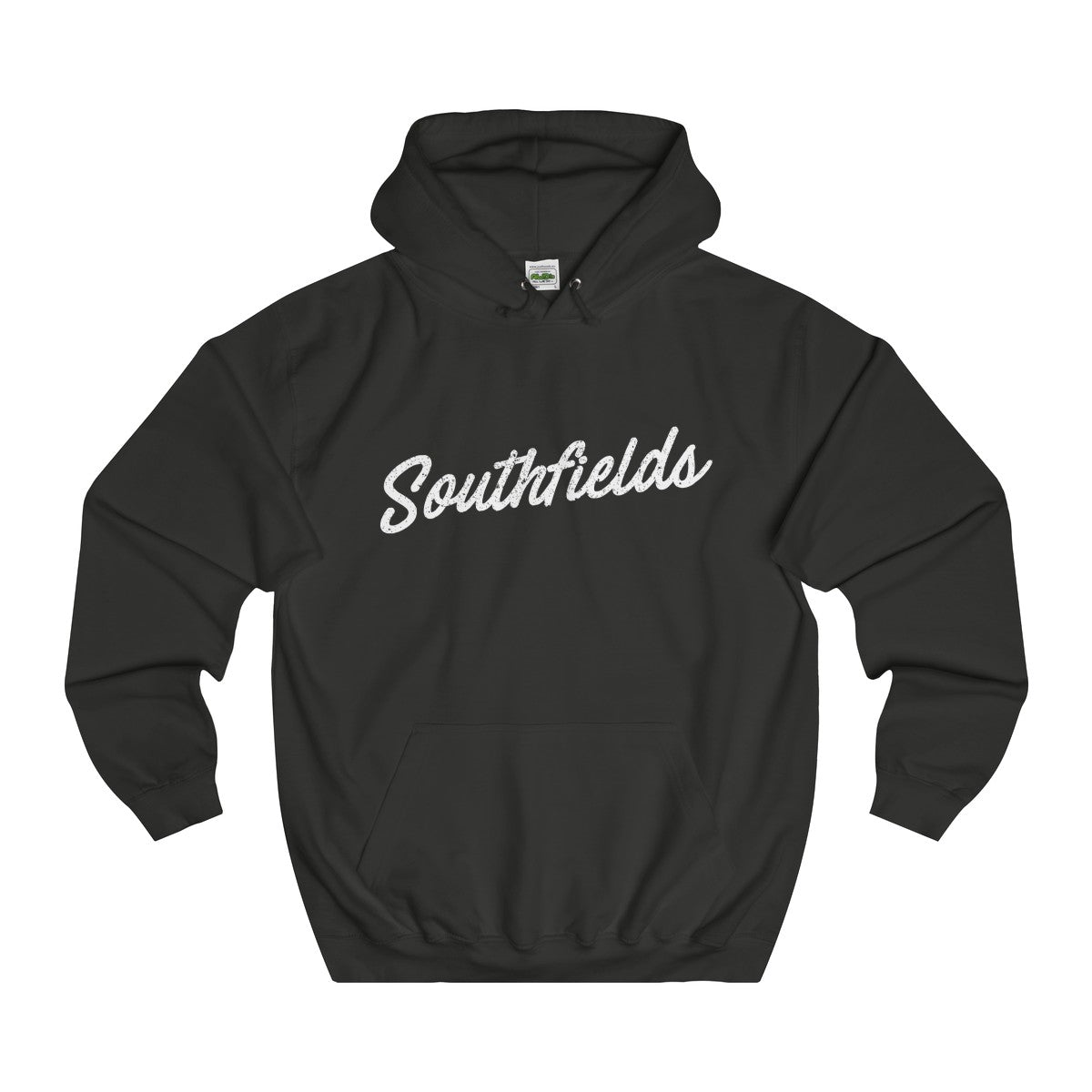 Southfields Scripted Hoodie