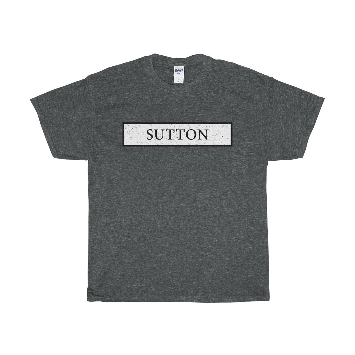 Sutton Road Sign T-Shirt