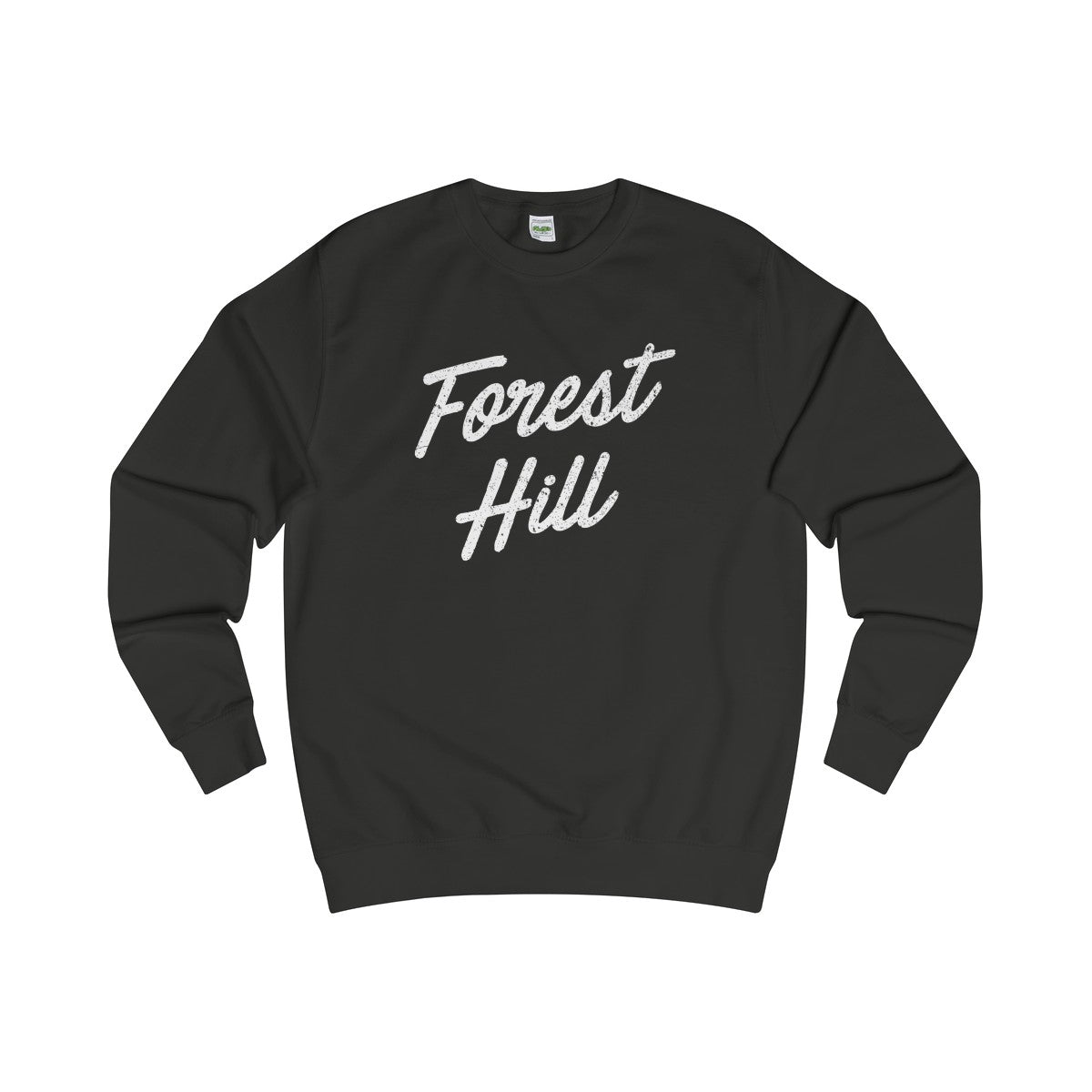 Forest Hill Scripted Sweater