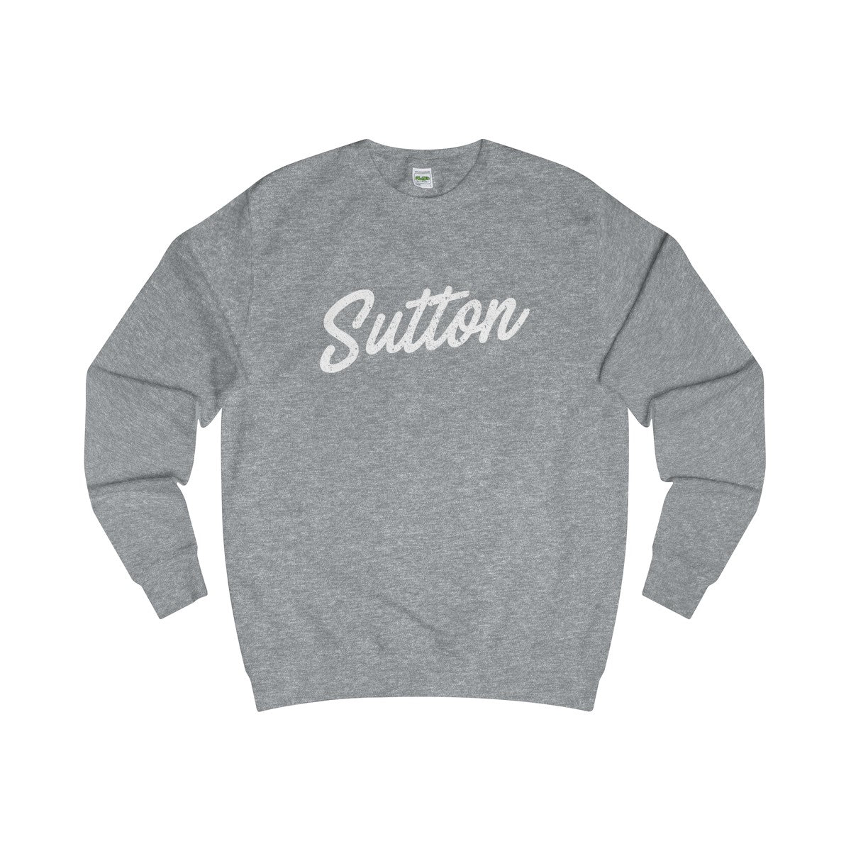 Sutton Scripted Sweater