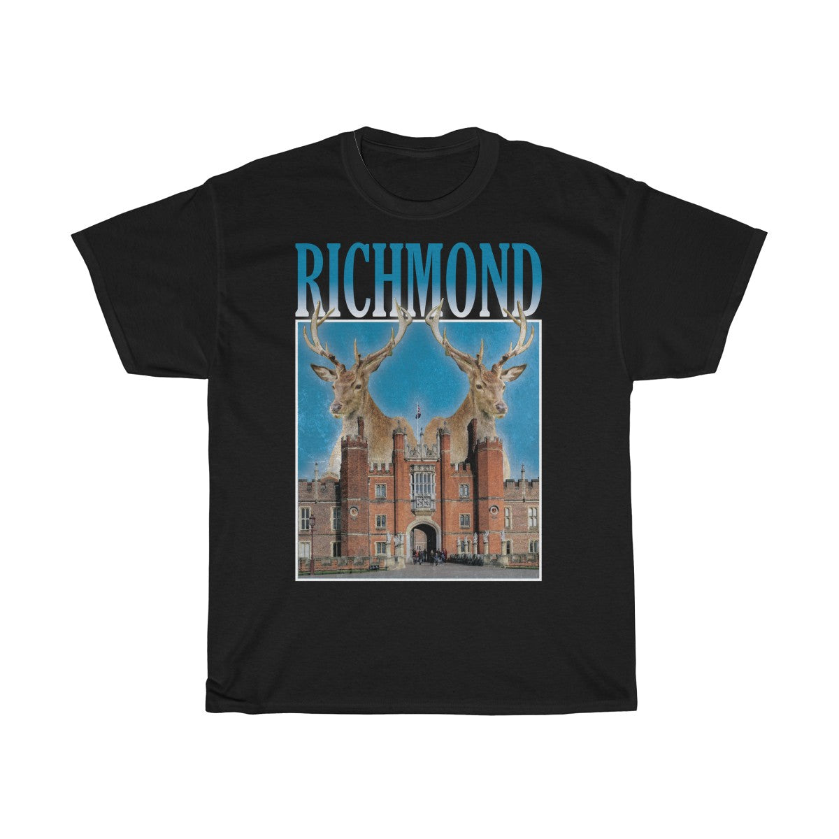 Richmond 90s Style Unisex T-Shirt