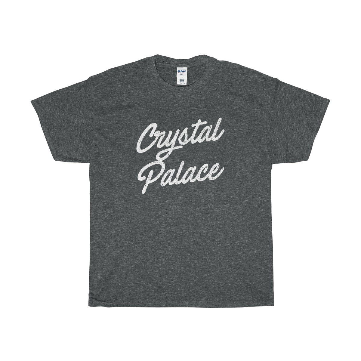 Crystal Palace Scripted T-Shirt