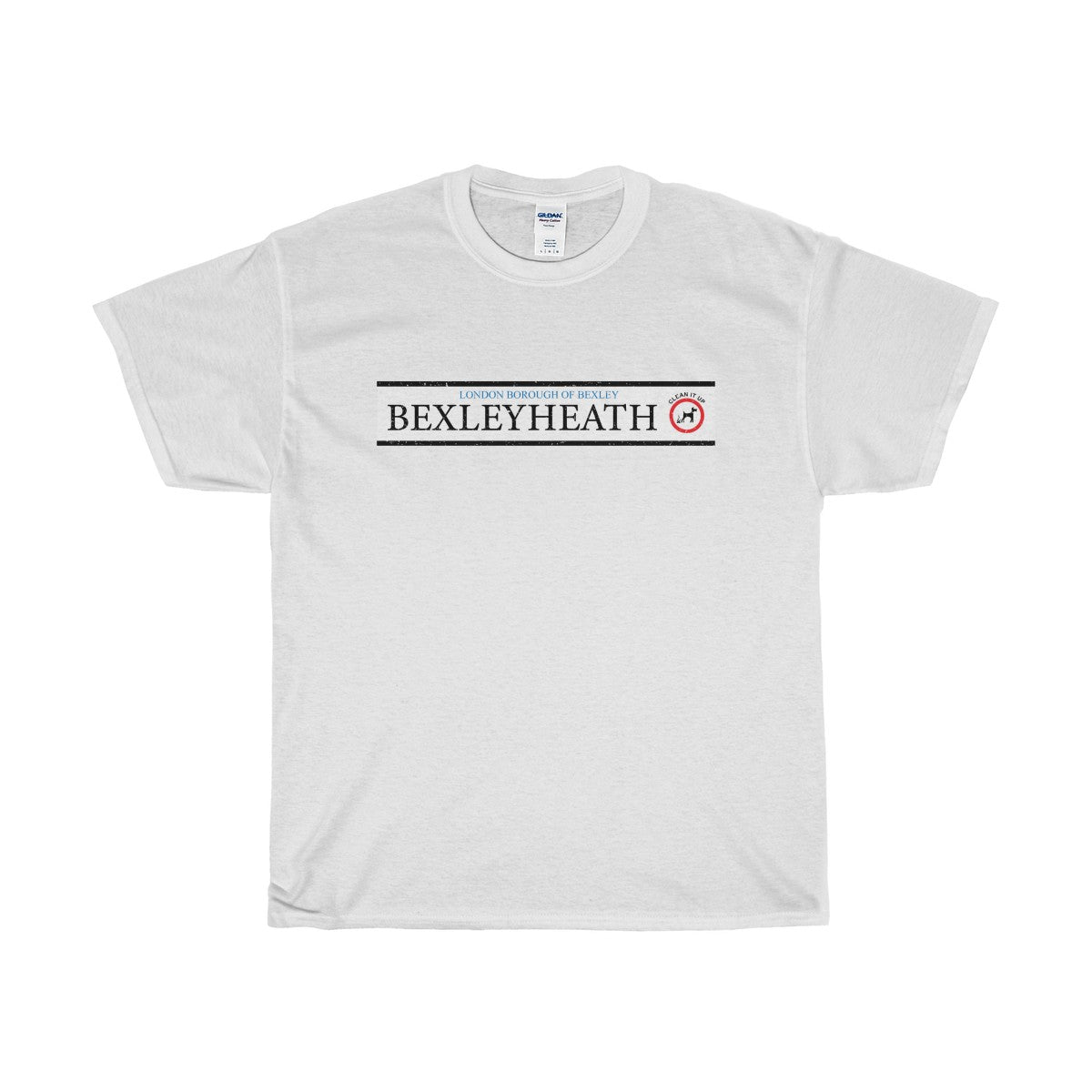 Bexleyheath Road Sign T-Shirt