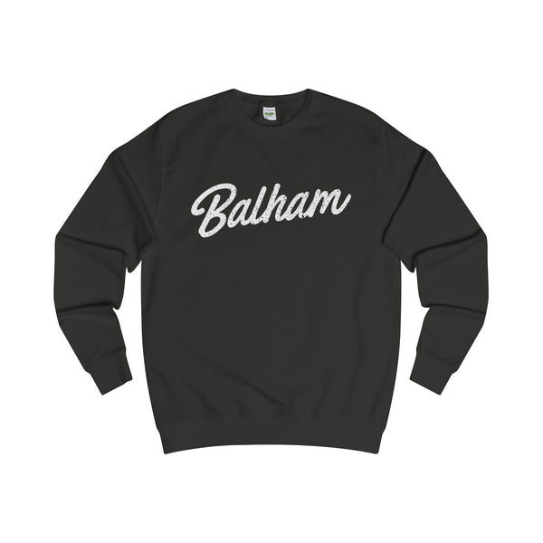 Balham Scripted Sweater