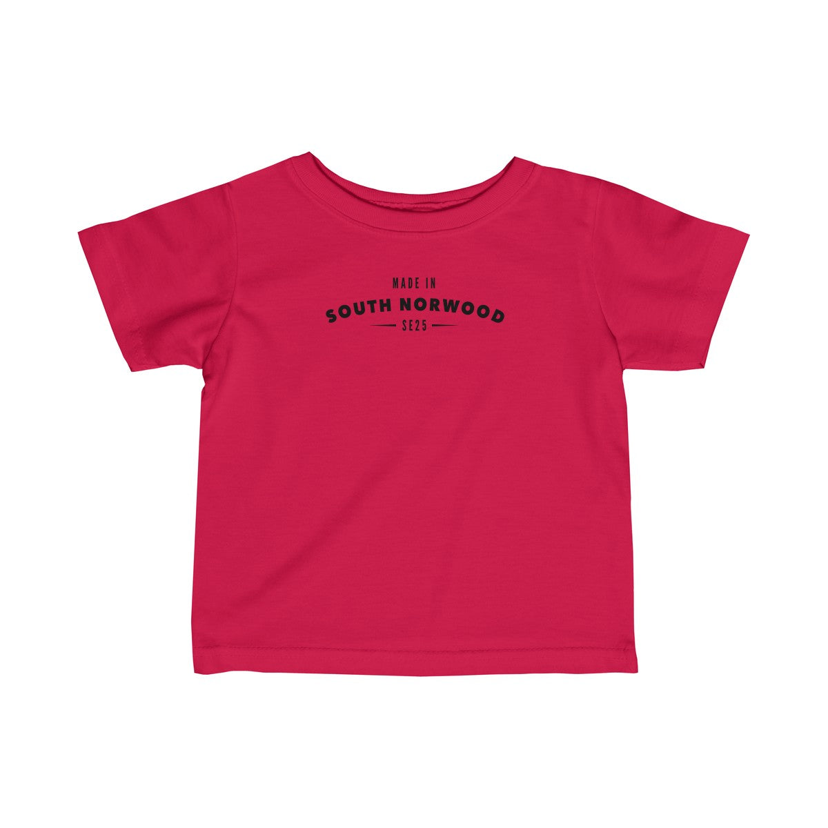 Made In South Norwood Infant T-Shirt