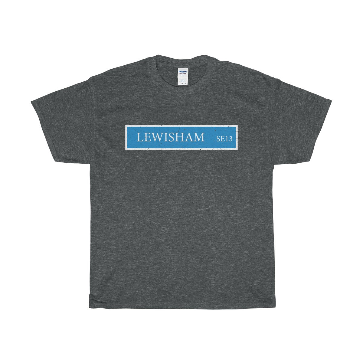 Lewisham Road Sign SE13 T-Shirt