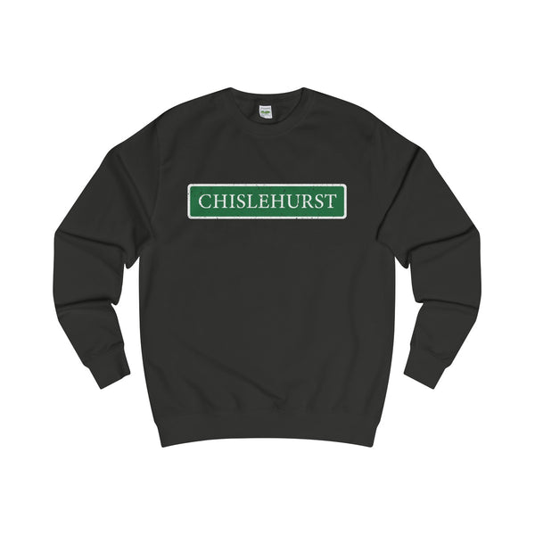 Chislehurst Road Sign Sweater