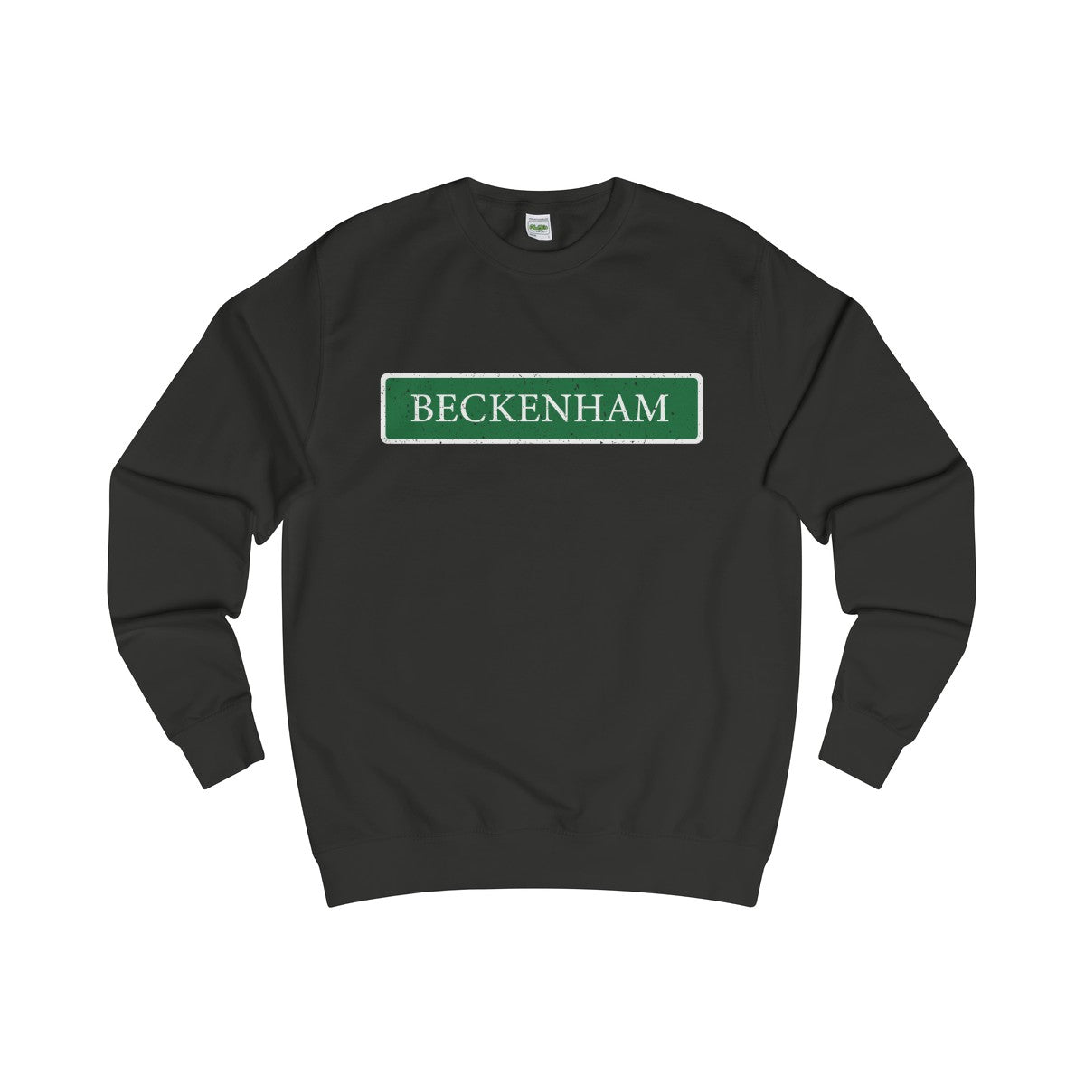 Beckenham Road Sign Sweater