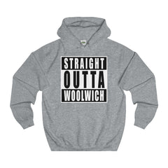 Straight Outta Woolwich Hoodie