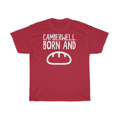 Camberwell Born and Bread Unisex T-Shirt