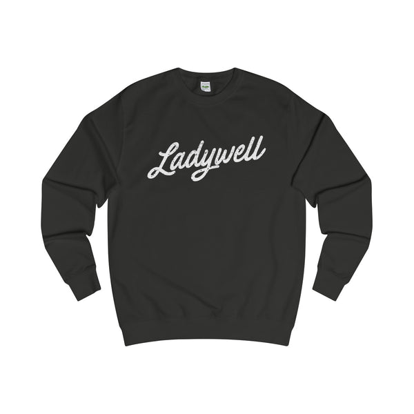 Ladywell Scripted Sweater
