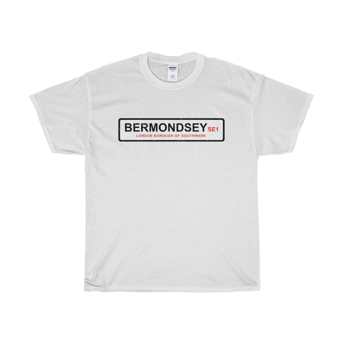 Bermondsey Road Sign SE1 T-Shirt