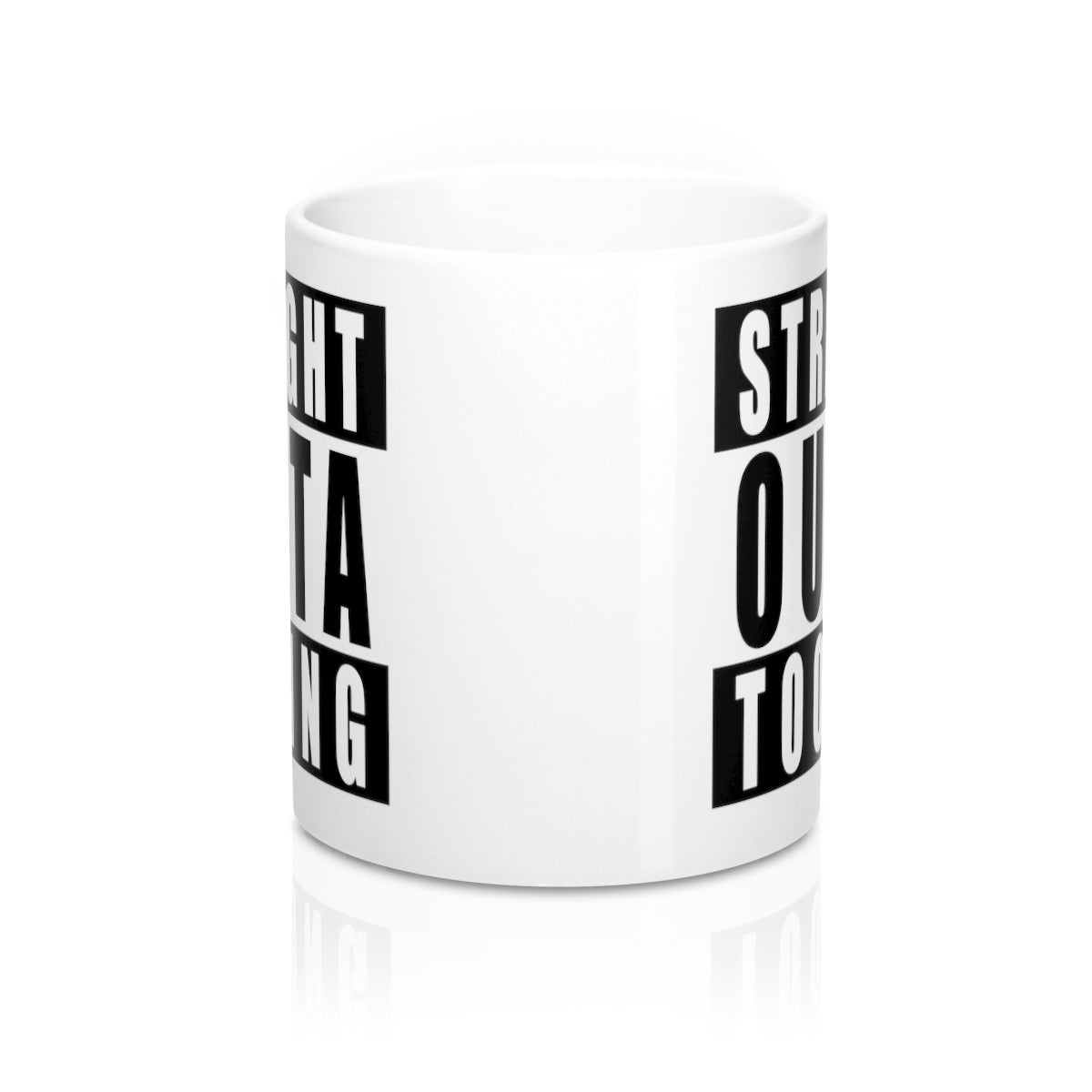 Straight Outta Tooting Mug