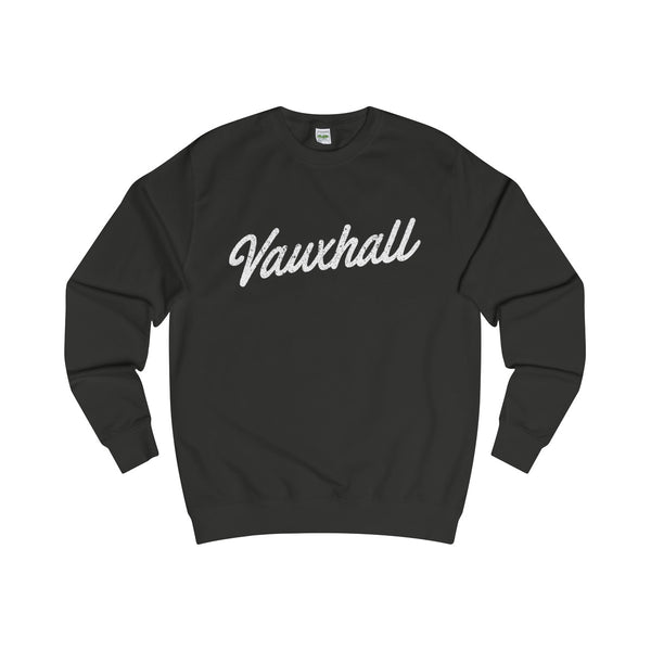 Vauxhall Scripted Sweater