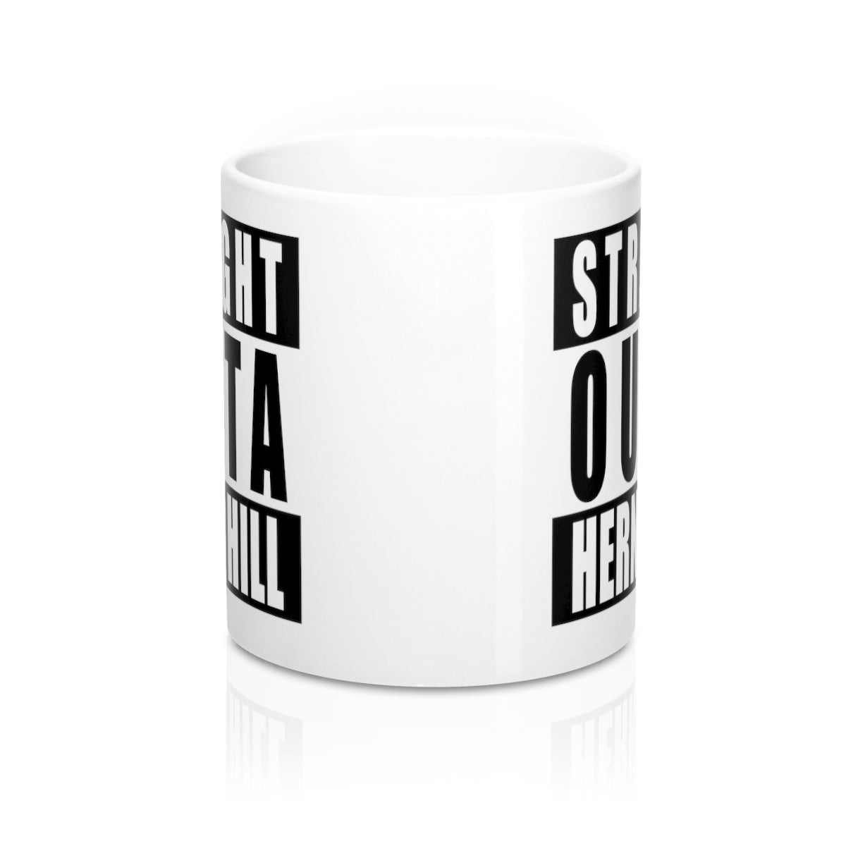 Straight Outta Herne Hill Mug