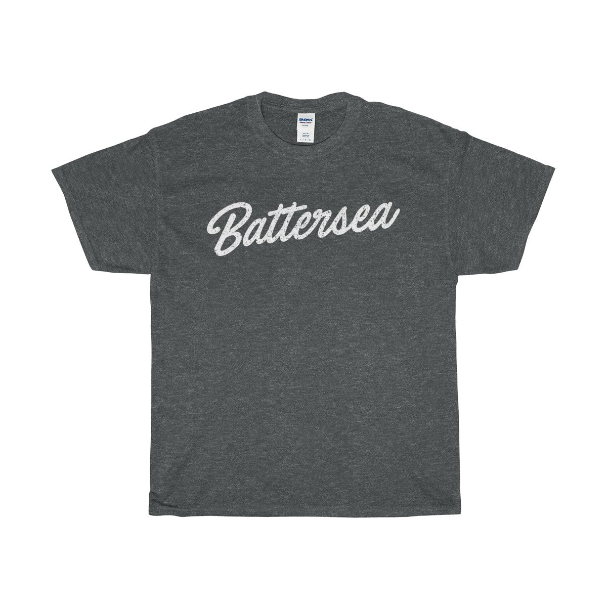 Battersea Scripted T-Shirt