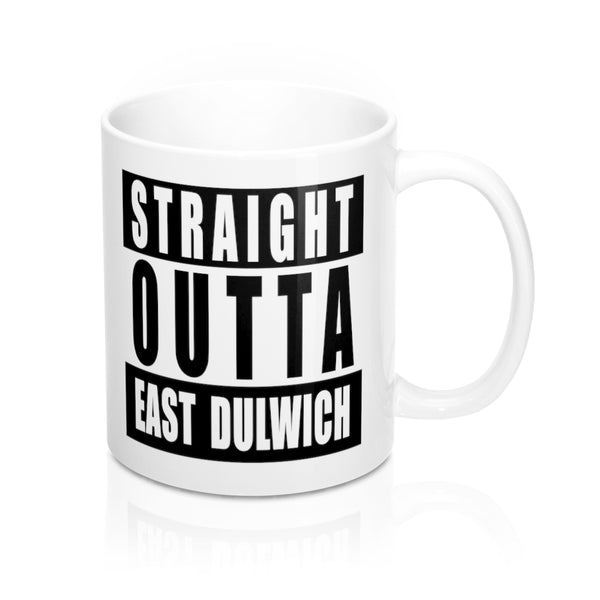 Straight Outta East Dulwich Mug