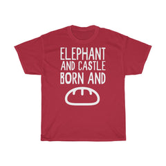 Elephant and Castle Born and Bread Unisex T-Shirt
