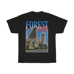 Forest Hill 90s Style Unisex T-Shirt