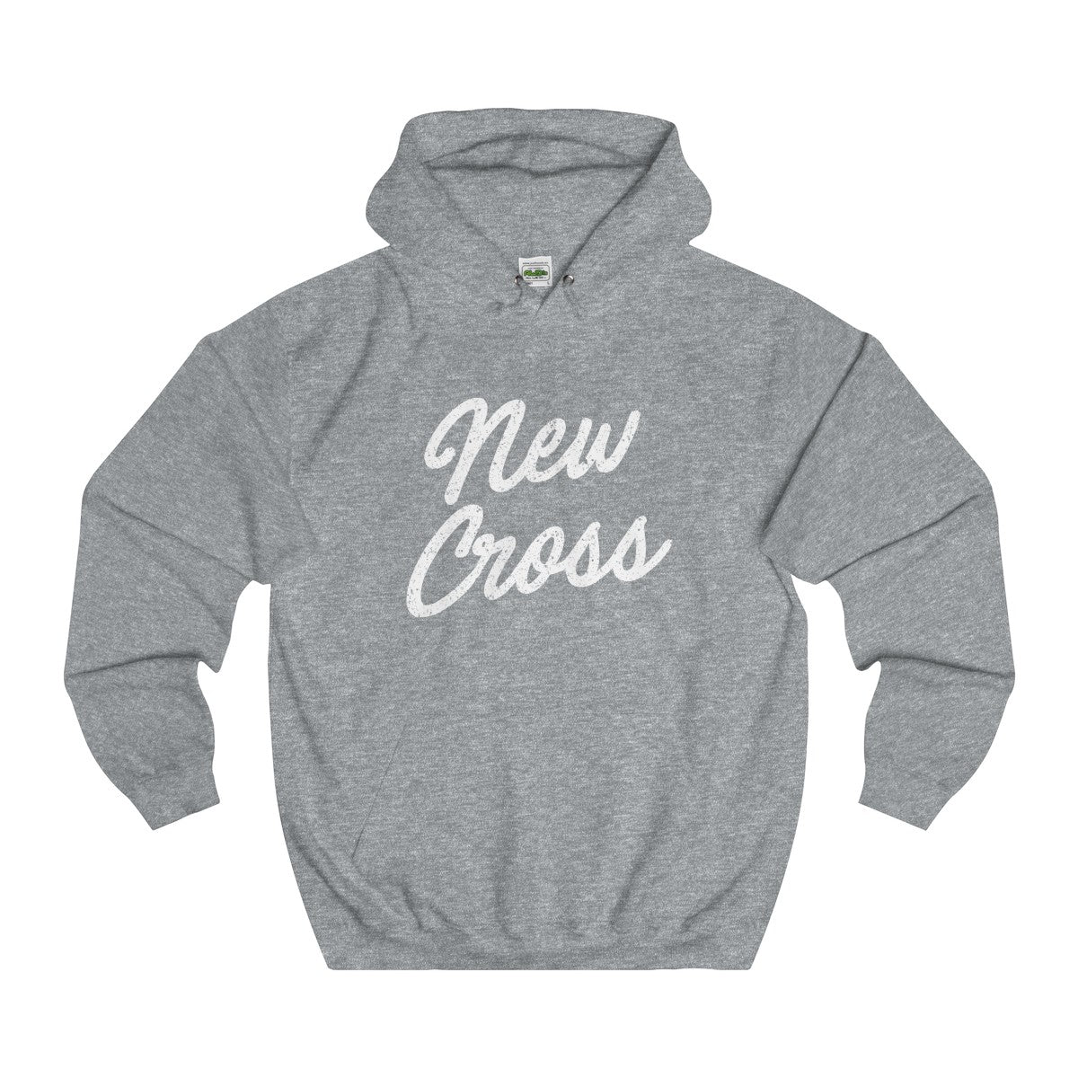 New Cross Scripted Hoodie