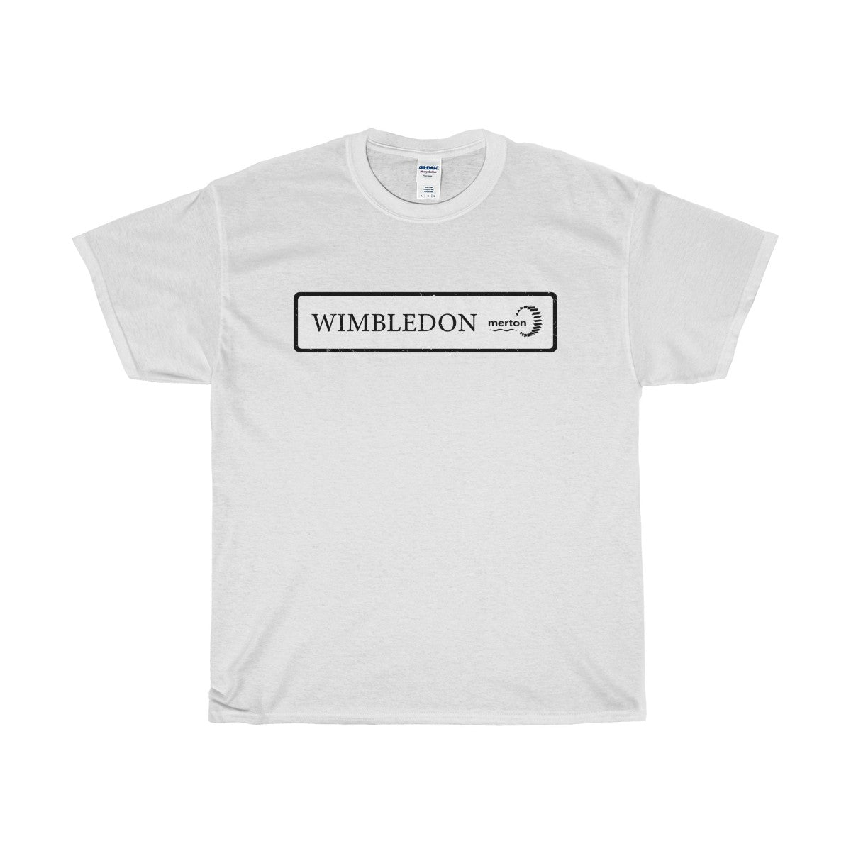Wimbledon Road Sign T-Shirt