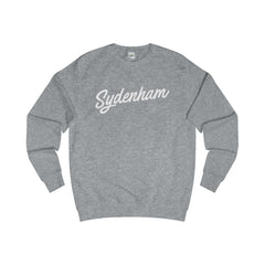Sydenham Scripted Sweater