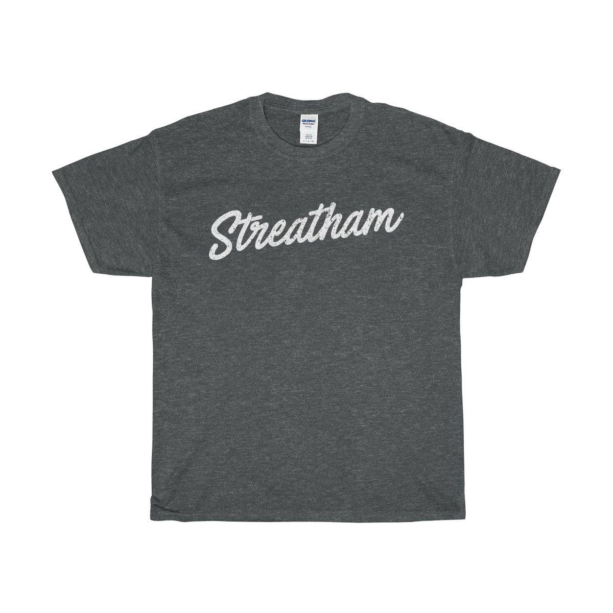 Streatham Scripted T-Shirt
