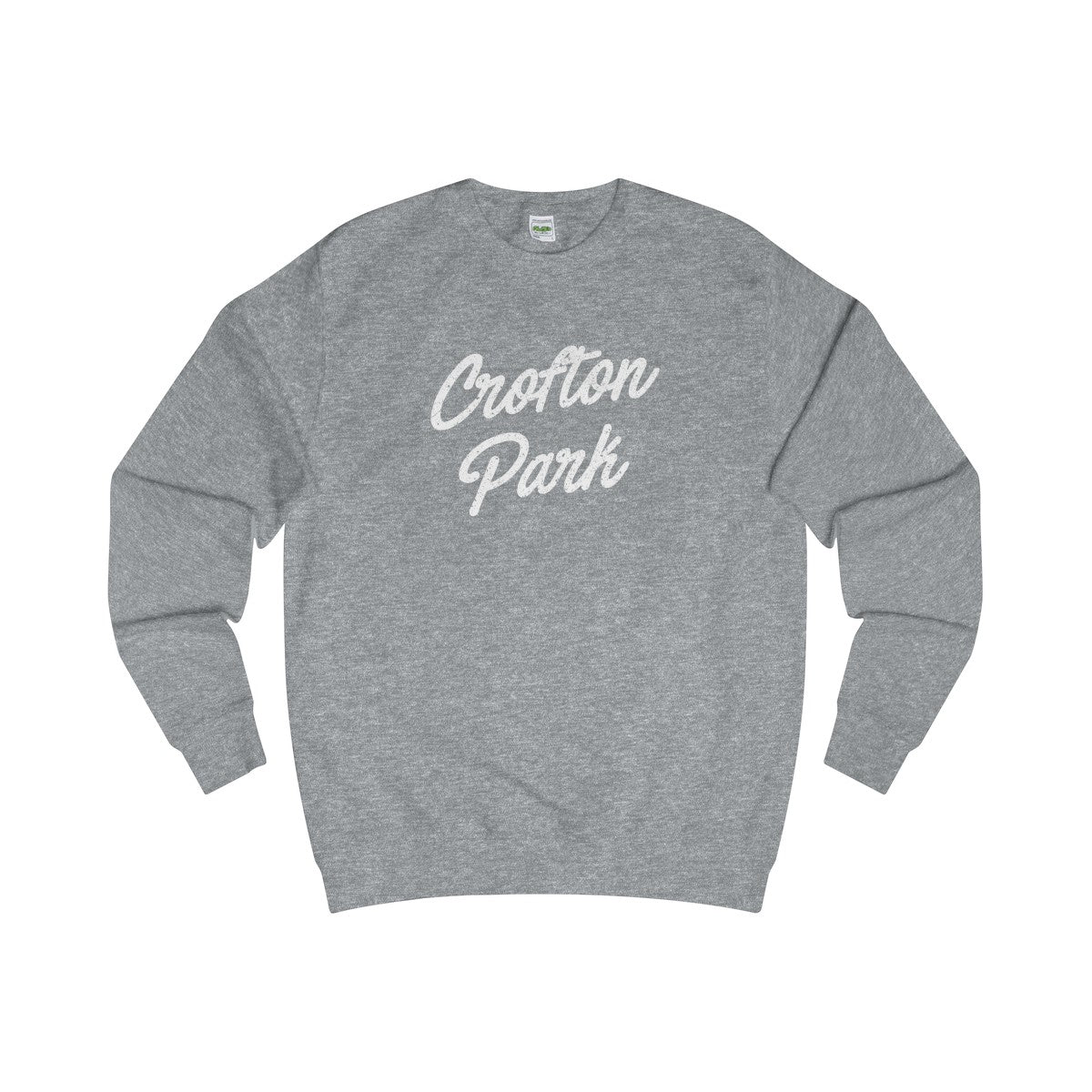 Crofton Park Scripted Sweater