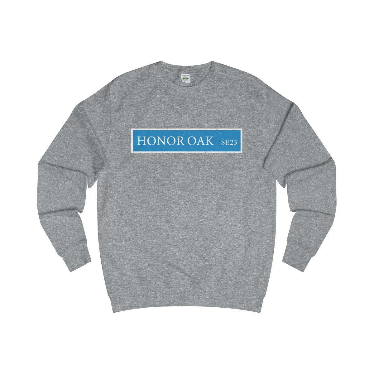 Honor Oak Road Sign SE3 Sweater
